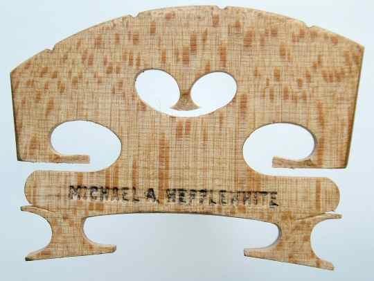 micheal a hepplewhite – violin