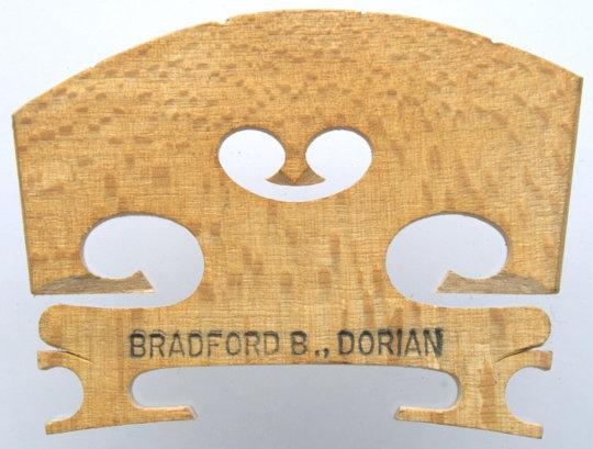 bradford b dorian – violin