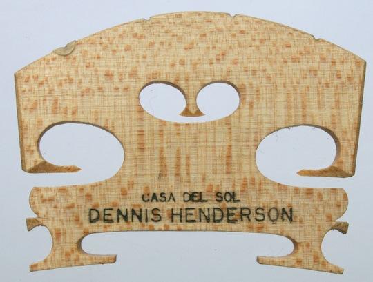casa del sol dennis henderson – violin