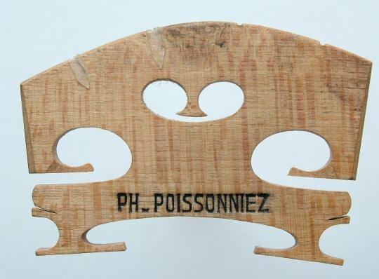 ph poissonniez – violin