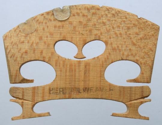 herman weaver – violin