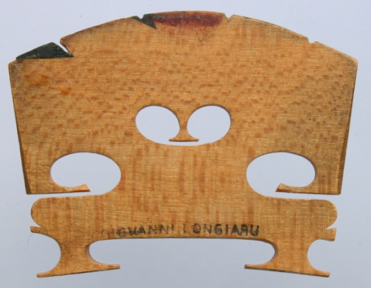 giovanni longiaru – violin