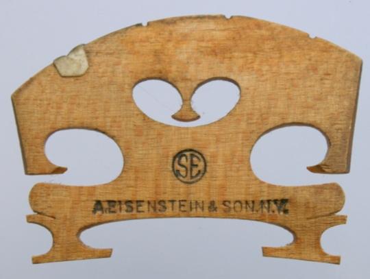 a.eisenstein & son n y – violin
