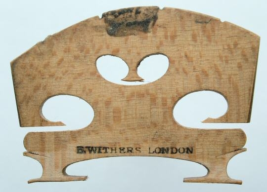 e withers london – violin