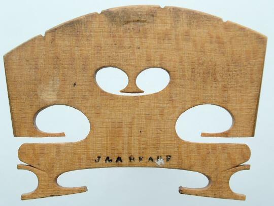 j & a beare – violin