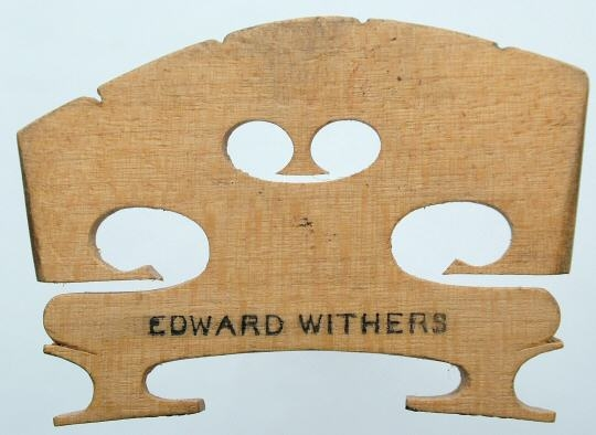 edward withers – violin