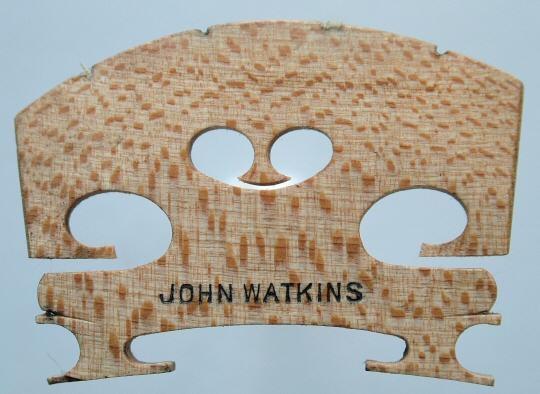 john watkins – violin