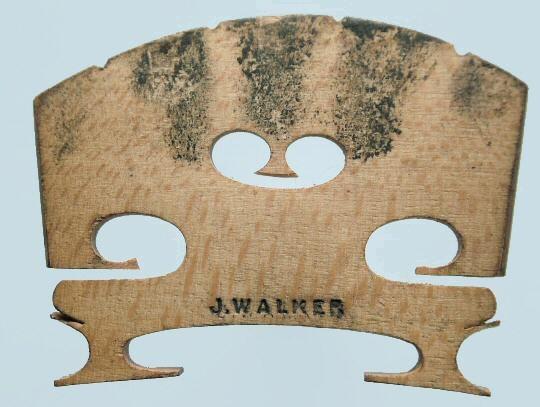 j walker – viola