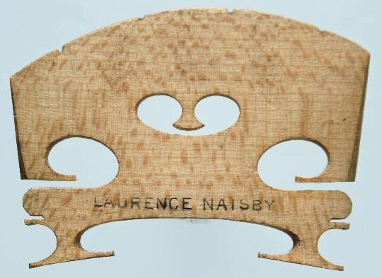 laurence naisby – violin
