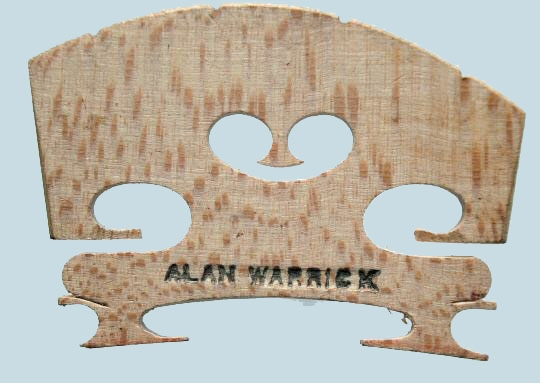 alan warrick – violin