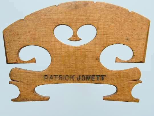 patrick jowett – viola