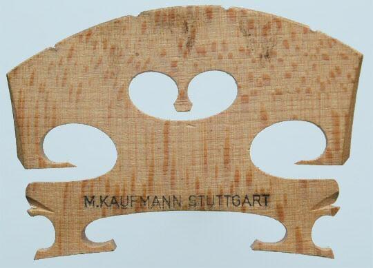 m kaufmann stuttgart – violin