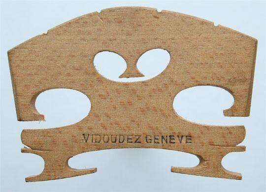 vidoudez geneve – violin