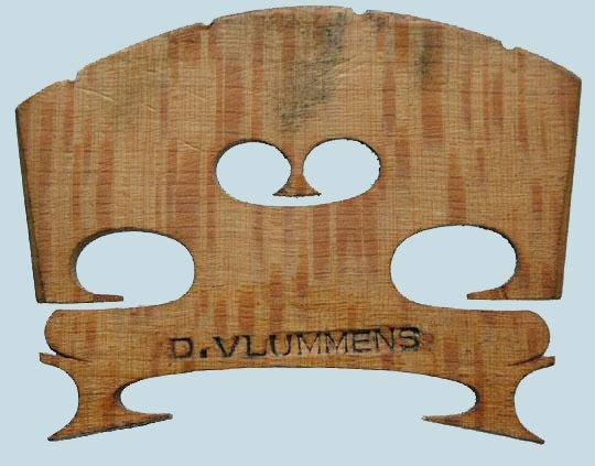 d vlummens – violin
