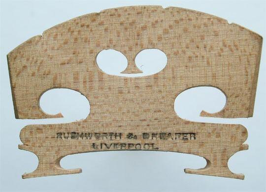 rushworth & dreaper liverpool – violin