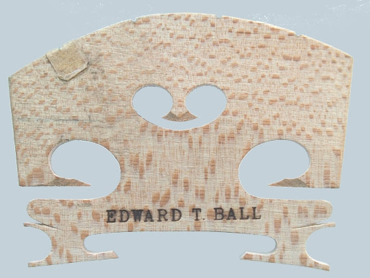 edward t ball – violin