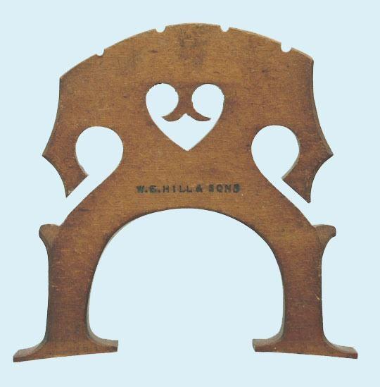 w e hill & sons – cello