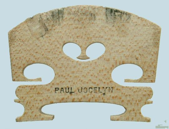 paul jocelyn – viola