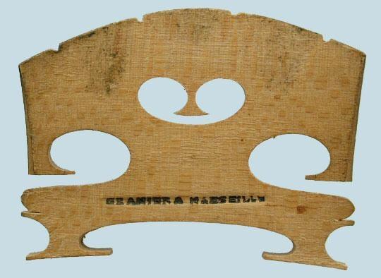 granier a marseille – violin