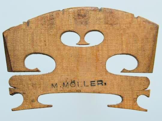 max moller violin