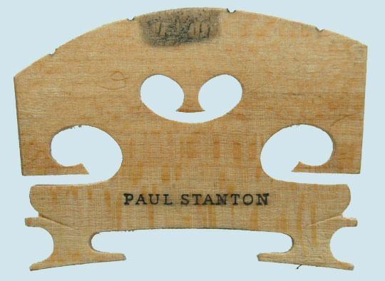 paul stanton – violin