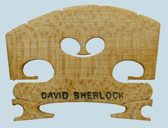 david sherlock – violin