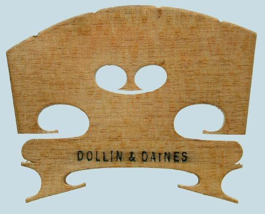 dollin & daines – violin