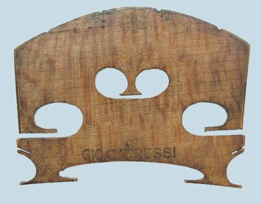 gio carressi – violin
