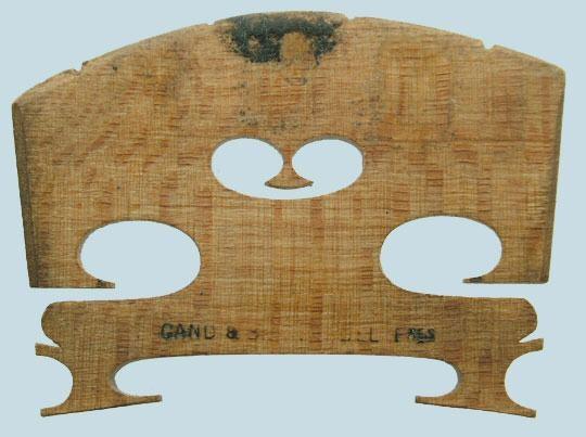 gand a bernadel fres – violin