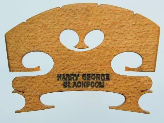 harry george blackpool – violin