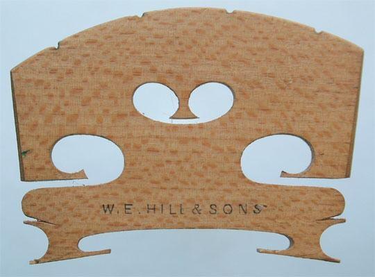 w e hill & sons – violin