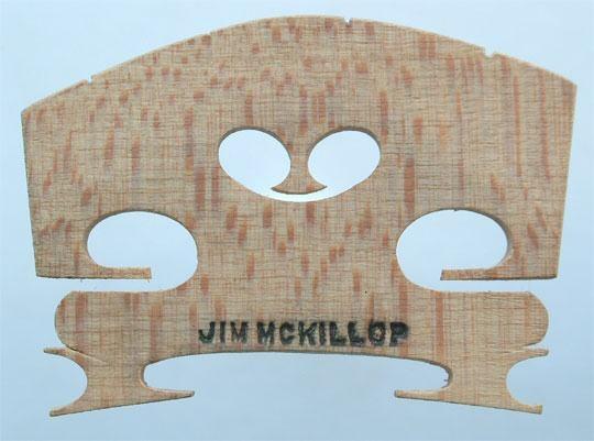 jim mckillop – violin