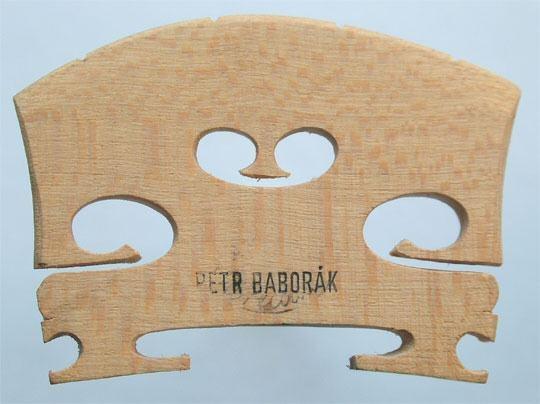 petr baborak – violin