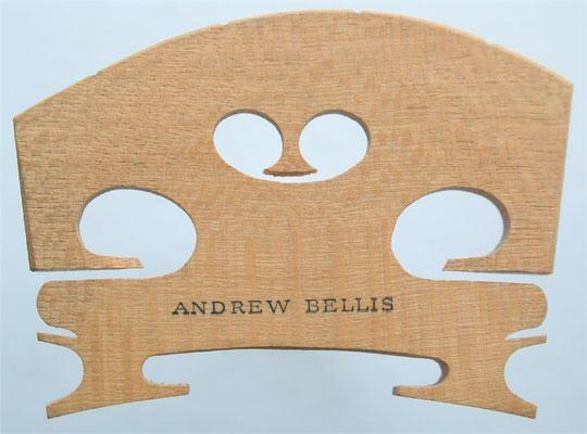 andrew bellis – violin