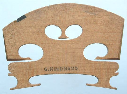 g kindness – violin