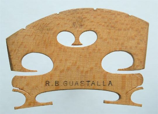 r b guastalla – violin