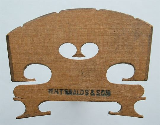 w h tibbalds & son – violin