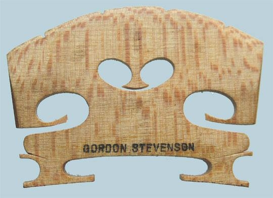 gordon stevenson – violin