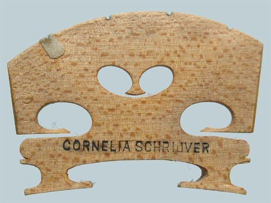 cornelia schrijver – violin