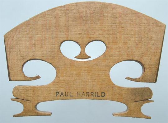 paul harrild – viola