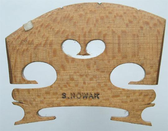 s nowak – violin