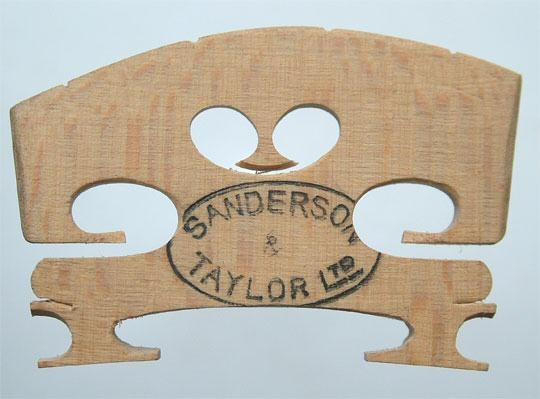 saunderson & taylor ltd – violin