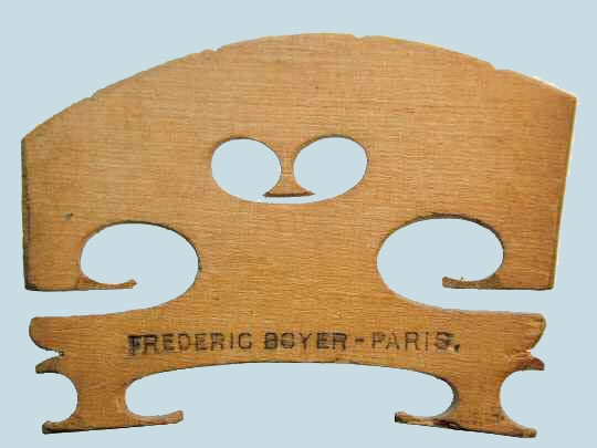 frederic boyer paris – violin