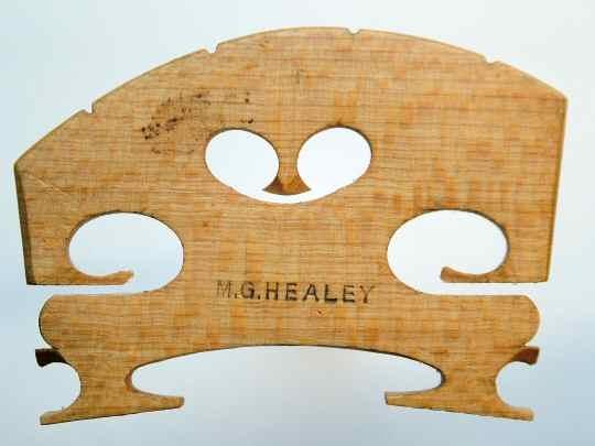 m g healey – violin