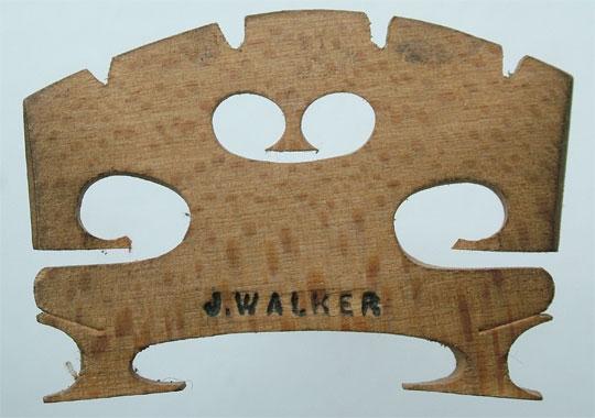 j walker – violin