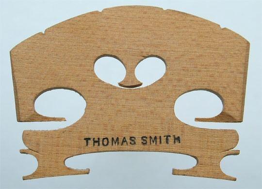 thomas smith – violin