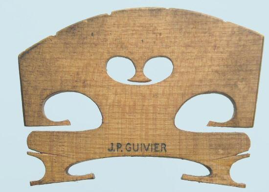 j p guivier – violin