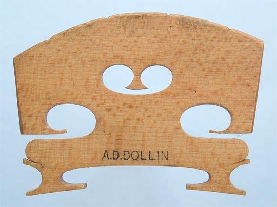 a d dollin – violin