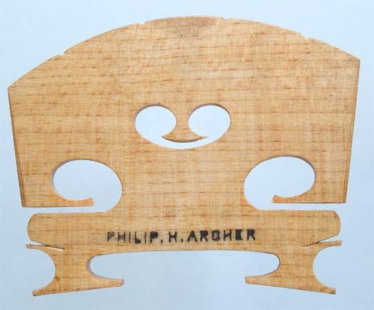 philip h archer – violin