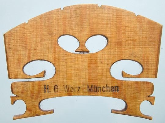 h g wörz münchen – violin